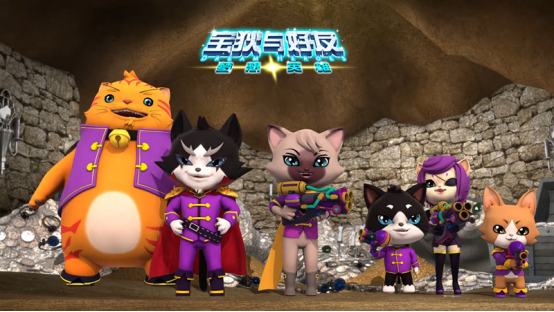 动画《宝狄与好友》第四季三大视频平台开播 业内 第5张